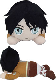 Attack On Titan: Eren Lying Posture Doll Plush