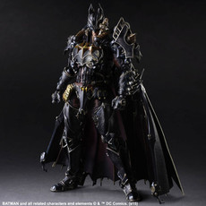 Batman: Steampunk Batman Variant Play Arts Kai Action Figure (Batman Timeless)