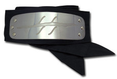 Naruto: Anti Mist Village Logo Cosplay Headband