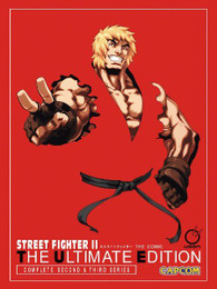Street Fighter II: Vol. 2 Ultimate Edition (Collection 2 and 3) (Paperback)