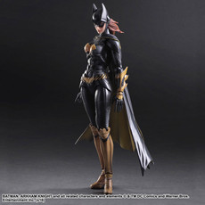 Batman: Arkham Knight - Batgirl Play Arts Kai Action Figure