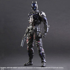 Batman Arkham Knight: Arkham Knight Play Arts Kai Action Figure