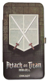 Attack on Titan: Cadet Corps Hinge Wallet