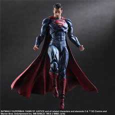 Batman v Superman: Dawn of Justice - Superman Play Arts Kai Action Figure