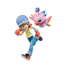 Digimon Adventure: Sora & Piyomon G.E.M. 1/10 Scale Figure
