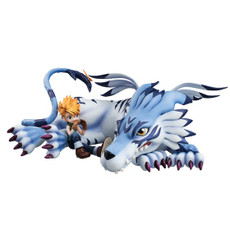 Digimon: Yamato & Garurumon G.E.M. Series 1/8 Scale Figure