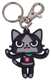 Airou From The Monster Hunter: Merorou PVC Key Chain