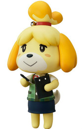 Animal Crossing New Leaf: Shizue (Isabelle) Nendoroid #327 Action Figure
