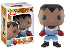 Street Fighter: Balrog Funko POP Game Vinyl Figure