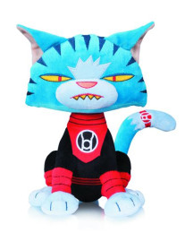Green Lantern: Dex-Starr Red Lantern DC Comics Super Pets Plush