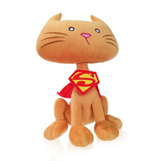Superman: Streaky DC Comics Super Pets Plush