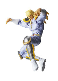 Legacy of Revoltech LR-027 Fist of The North Star Series Shin PVC Figure