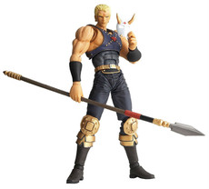 Legacy of Revoltech LR-034 Fist of The North Star Series Souther PVC Figure