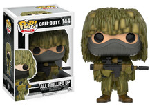 Call of Duty: All Ghillied Up Funko POP Vinyl Figure (Ghillie Suit)