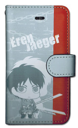 Attack on Titan: SD Eren iPhone 5 Case