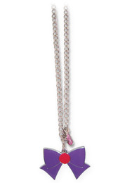 Sailor Moon Mars Ribbon Necklace