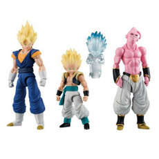 Bandai Shokugan Shodo 3 Dragon Ball Z Set of 3