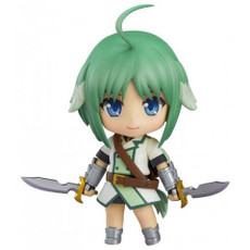Dog Days Eclair Martinozzi Nendoroid #531 Action Figure