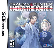 Trauma Center: Under the Knife 2 Nintendo DS