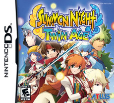 Summon Night: Twin Age Nintendo DS