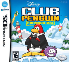 Club Penguin: Elite Penguin Force Nintendo DS