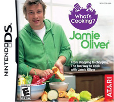 What's Cooking? with Jamie Oliver Nintendo DS