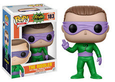 Batman: Riddler '66 Funko POP Vinyl Figure