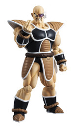 Dragon Ball Z: Nappa S.H.Figuarts Action Figure