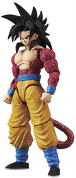 Dragon Ball GT: Super Saiyan 4 Goku Figure-rise Standard Model Kit