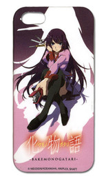 Bakemonogatari: Hitagi iPhone 5 Case