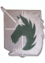 Attack on Titan: Military Police Iron on Patch