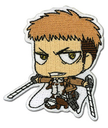 Attack on Titan SD Jean Iron on Patch