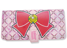 Sailor Moon Bow Hinged Style Wallet