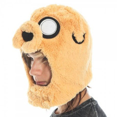 Adventure Time: Jake Mascot Knit Beanie