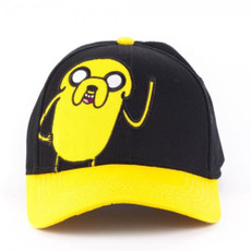 Adventure Time: Jake Adjustable Boys Cap