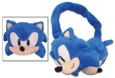 Sonic The Hedgehog: Sonic Ear Muffs Headband