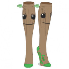 Guardians of the Galaxy: Groot Knee High Socks