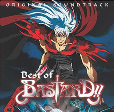 Best of Bastard!! Original CD (Soundtrack)