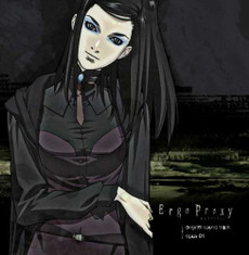 Ergo Proxy Opus 01 Original Soundtrack CD