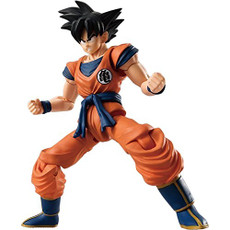 Dragon Ball Super: Shodo Part 4 Goku Action Figure