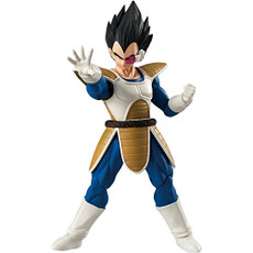 Dragon Ball Super: Shodo Part 4 Vegeta Action Figure