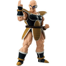 Dragon Ball Super: Shodo Part 4 Nappa Action Figure