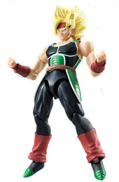 Dragon Ball Super: Shodo Part 5 Bardock Action Figure