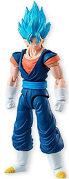Dragon Ball Super: Shodo Part 5 SSGSS Vegito Action Figure