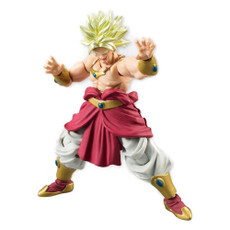 Dragon Ball Super: Shodo Part 5 Broly (shouting ver) Action Figure