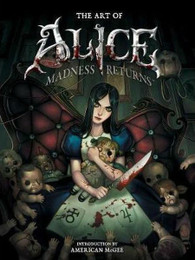 Art of Alice Madness Returns Art Book (Hardcover)