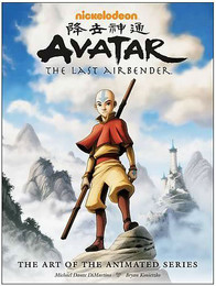 Avatar: The Last Airbender (The Art of the Animated Series) Art Book [HC]