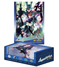 Aquarian Age Movie Limited Edition DVD + CD with Artbox