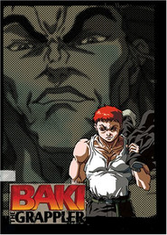 Baki the Grappler Season 1 Box Set DVD