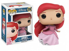 Disney Ariel Princess Non Translucent Dress Funko POP Vinyl Figure  Variant